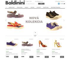 Tvorba a prenájom eshopov - Shoptet.sk Eos, Shopping