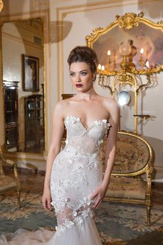 WedLuxe– Shabi & Israel – 2016 Collection    Follow…