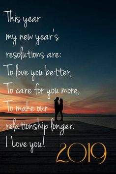 9b7d9957e1ce Happy New Year 2019 Love Quotes for Her