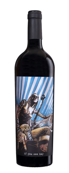 If You See Kay Red Wine  Maybe controversy over the name (say it quickly), but none for me regarding the taste!