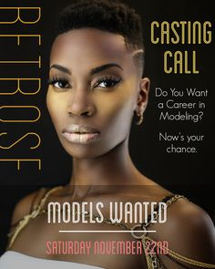 Retrose Management is looking for more talent in Austin, Texas Saturday, November 22nd –  We are casting adults for print and runway modeling. Location will be provided in your confirmation email. If you are interested in attending our November casting call please go hereto sign up for timeslot. …