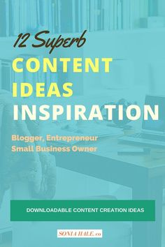 Download an inspiring list of prompts to help you plan your Best Ideas For Content Creation, Content Marketing, Writing A Blog Tips, Blogging, Make Money Online, How To Start A Blog