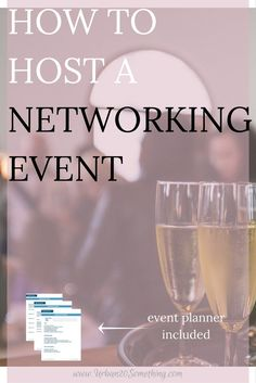 Hosting a networking event has all sorts of benefits to it. You can create your .-Hosting a networking event has all sorts of benefits to it. You can create your … Hosting a networking event has all sorts of benefits to… - Planning School, Event Planning Tips, Event Planning Business, Business Events, Business Networking, Corporate Events, Event Guide, Networking Events, Business School
