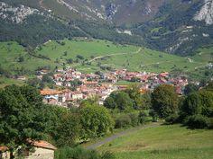Arenas de Cabrales. Asturias. Spain.