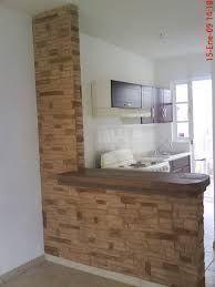 barras de cocina de concreto - Buscar con Google #casasmodernaschicas