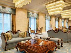 Jumeirah Messilah Beach Hotel & Spa, Kuwait - Tea Lounge
