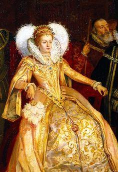 Tudor - Queen Elisabeth I.