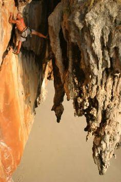 Wow! Rock Climbing