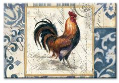 CounterArt French Rooster 8 by 12-Inch Glass Cutting Board by Counter Art. $16.38. Sturdy tempered glass is break-resistant. Colorful artistic design. Non-skid feet on the back prevent scratches on surfaces. Dishwasher safe. Great for prepping or serving-this piece is an excellent multi-tasker. Perfect for prepping, cutting or serving, this glass cutting board from CounterArt features a sturdy tempered glass body that is shatter-resistant, and will prove to be a great cou...