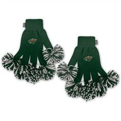 WinCraft Minnesota Wild Spirit Fingerz Gloves
