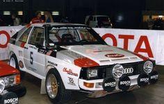 Sport Quattro, Audi Quattro, Audi Sport, Four Wheel Drive, Rally Car, Vintage Racing, Olympus, Subaru, Race Cars
