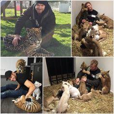 HME: Kellan Lutz : Black Jaguar White Tiger Foundation ...