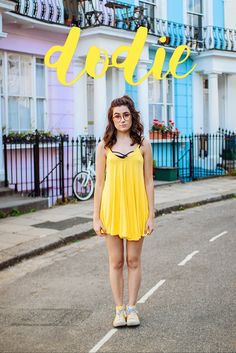another edit of the beautiful dodie clark! created and uploaded by ashlin (@ashlin1025)