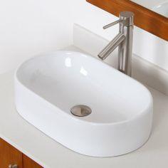 ELITE New Bathroom Long Oval Ceramic Porcelain Vessel Sink & Brushed Nickel Faucet for Vanity ELITE,http://www.amazon.com/dp/B00HOCJZIU/ref=cm_sw_r_pi_dp_eqEntb0YTEK0KZH7