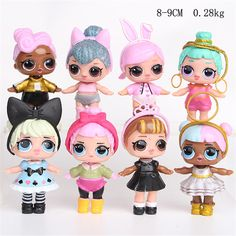 lol boneca doll surprise doll action figure lol dolls dress toys for girls gifts surprise doll Birthday Gifts For Girls, Gifts For Kids, Girl Birthday, Diy Gifts For 8 Year Olds, Birthday Presents, Birthday Cake, Toys For Girls, Kids Toys, Kids Girls