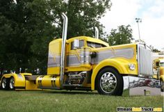 Tricked Out Semi Trucks   Dedicated Trucking   Greatwide Logistics Services