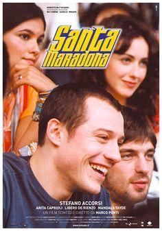 2002- Mejor Actor: Libero de Rienzo, por Santa Maradona                                                             #FilmFest #MDQ #MardelPlata #Cine