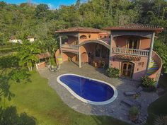 Aerial Drone Architectural Photography for Marketing your property for Real Estate by John Williamson Professional Photographer Los Sueños Jaco Costa Rica.