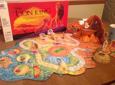 the loin king board game from As Seen On Tabletop>>> when did this happen???? I need this!!!!!!!