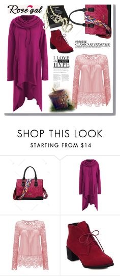 """""""ROSEGAL"""" by red-rose-girl ❤ liked on Polyvore featuring Chanel"""