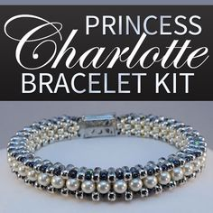 """Princess Charlotte Bracelet Kit 