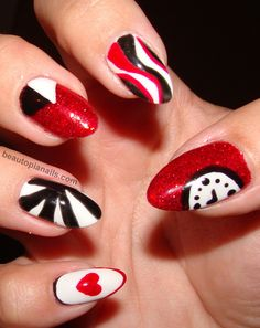 The Night Circus | 19 Must Have Literary Manicures