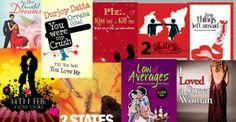 Top 10 Indian Romantic Novels