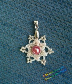 CM-Handmade: Pattern for the pendant - tatting pattern