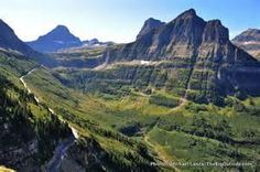 Going-to-the-Sun Road - Bing Images