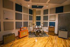 21st Century Rehearsal: Replay Music Studios in NYC.