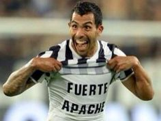 L'Apache Tevez