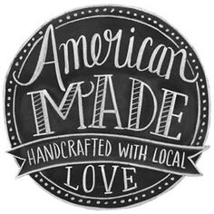 Handmade Products Made in America - amazing company! Love their vision & how many products they have!