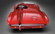 1960 Plymouth XNR concept.