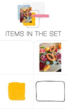 """""""IT'S SUMMER"""" by lumoswhispers ❤ liked on Polyvore featuring art"""