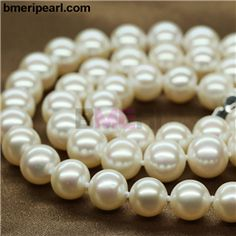 bridal sets & bridesmaid jewelry sets – a complete bridal look Pearl Necklace Price, Single Pearl Necklace, Long Pearl Necklaces, Pearl Necklace Wedding, Mother Of Pearl Necklace, Pearl Choker Necklace, Cultured Pearl Necklace, Freshwater Pearl Necklaces, Necklace Set