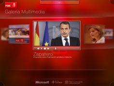 PSOE Surface by Roberto Vivancos, via Behance