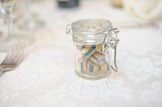 Cute Bridal Shower Favor Ideas DIY Favors Glass Favor Jars