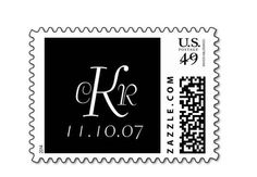 Create your very own stamp when sending out wedding invites and save the date cards!  #wedding #mybigday