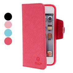 Etui en Similicuir pour iPod Touch 5 (Autres Coloris Disponibles) - CAD $ 9.58