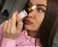 Beautiful @1eonoraa has been using her Lumilixir serum underneath her makeup for that flawless finish!  - Get your happy skin today over at www.mabelandmeg.co