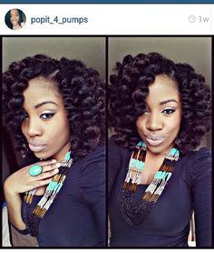 My next hairstyle marley hair crochet braids