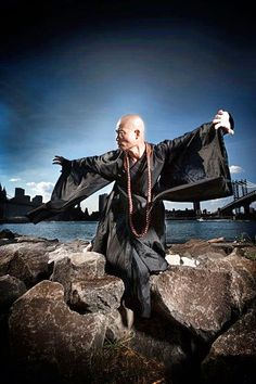 Sifu Shi Yan Ming, Shaolin Warrior Monk