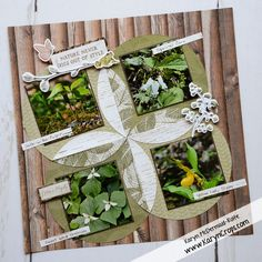 Scrapbooking Layouts, Scrapbook Pages, Picture Layouts, Circle Punch, Creative Memories, Circle Pattern, Card Kit, Blank Cards, Paper Design