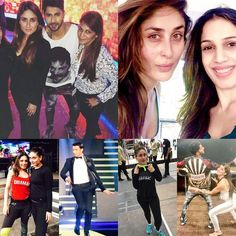 From the rehearsals to performing on stage our stars have done it all at the TOIFA 2016. While Varun Dhawan couldnt contain his excitement when he met Kareena Kapoor Khan Ranveer Singh took to stage to show his moves. Also spotted qas Jacqueline Fernandes. Check out all the pictures from the big night on www.filmfare.com by #Filmfare. Shared by #BollywoodScope