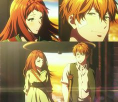 Luculia and Spencer I love these siblings 😩 I Love Anime, All Anime, Violet Evergreen, Violet Evergarden Anime, The Ancient Magus Bride, Kyoto Animation, Like A Lion, Kids Shows, Light Novel