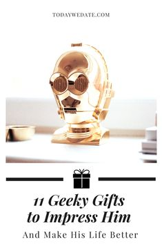 Nerdy christmas gifts for men