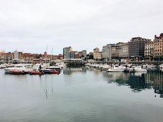 You really gotta love Asturias. -- #gijon #asturias #vscoasturias #gijondelalma #lifeoutdoors #sea #atlanticocean #spain