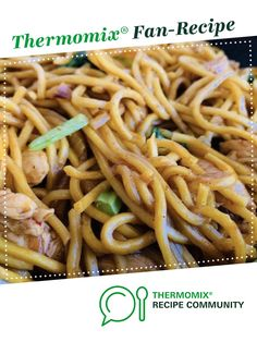 AUTHENTIC MEE GORENG (Stir Fry Noodles) by Aussie TM5 Thermomixer. A Thermomix <sup>®</sup> recipe in the category Pasta & rice dishes on www.recipecommunity.com.au, the Thermomix <sup>®</sup> Community.