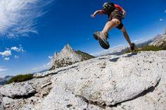 Control en trail running