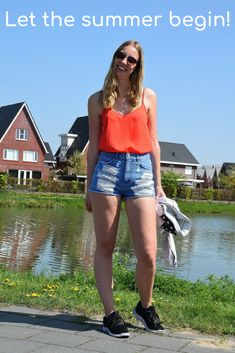 20336c341ab093 Blog Girls-Things Fashion · Een Sunny outfit voor de zomerse dagen. Let the  summer begin met deze outfit!